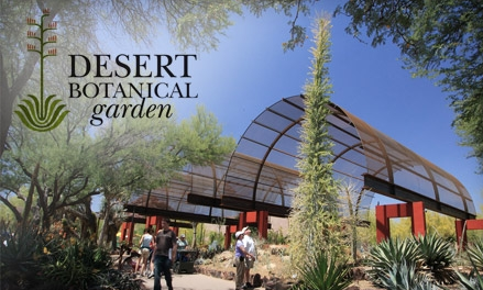 Free Admission To The Desert Botanical Garden Tuesday 1 10 Bargain Believer