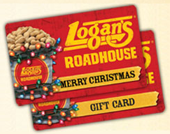 Logan's Roadhouse Gift Card Bonus Deal ~ Spend $25, Get $5 Logan ...
