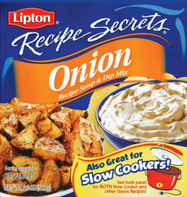 recipe: lipton onion soup potatoes [12]