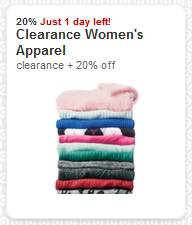target_womens_clearance