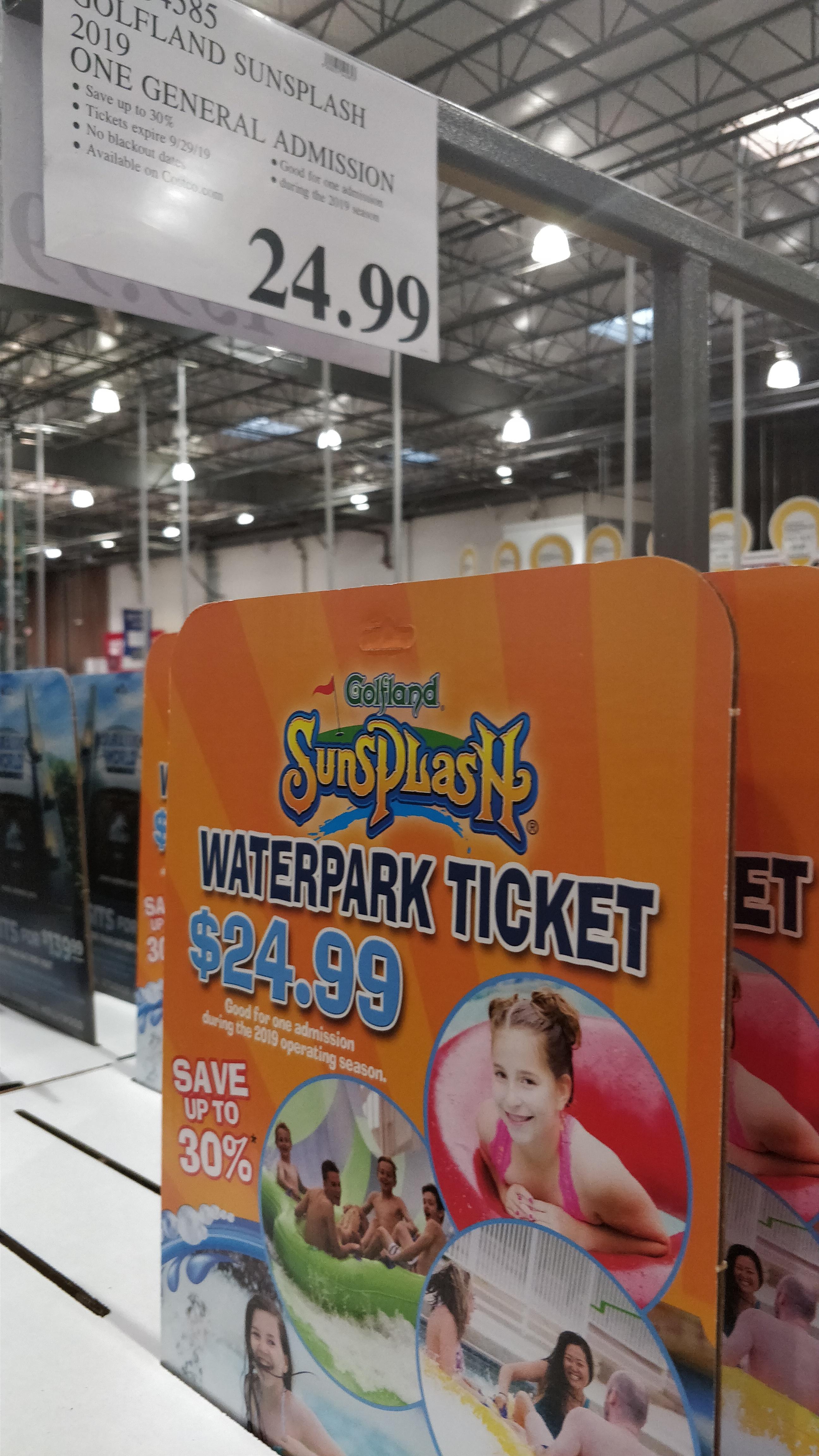 sunsplash coupons az
