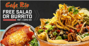 Closest Cafe Rio To Me