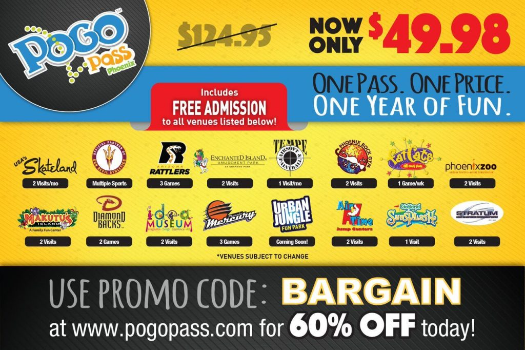 Coupons pogo