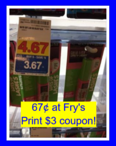graphic about Fry's Printable Coupons known as 67¢ Superb Lash Mascara! (Printable or Incorporate Coupon) ~ Frys