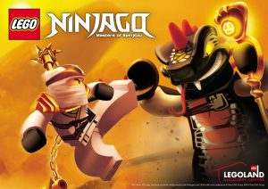 Ninjago Activities, Events, & Freebies ~ Many Free