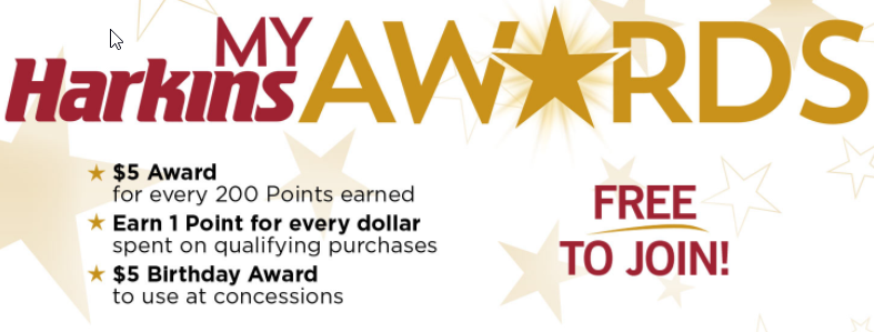 harkins rewards began in 2018 heres all you need to know to make the most of their reward program my favorite part 5 for your birthday - Www Circlek Com Rewards Card Registration