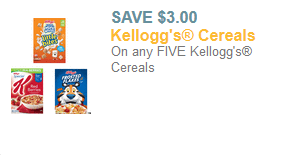 image relating to Fry's Printable Coupons named Clean Discount coupons for Potential Mega Sale at Frys (Kelloggs