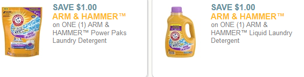 photograph regarding Arm and Hammer Detergent Coupons Printable identified as Inventory Up! Arm Hammer Detergent Simply 99¢ at CVS and