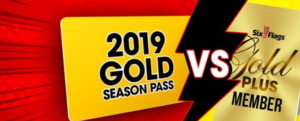 Wet N Wild Season Pass Sale + Get into Six Flags (Now