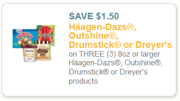 photograph about Frys Printable Coupons identified as Fresh new Reset Printable Discount coupons (Dreyers, 74¢ Fruit Treats at